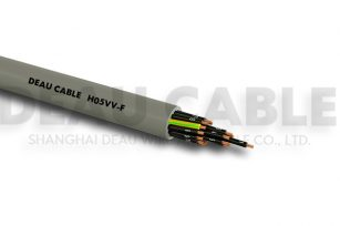 H05VV5-F 19*0.5 控制电缆