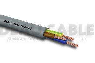 H05VV5-F 3*2.5 控制电缆