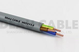 H05VV5-F 3*0.75 控制电缆 电机连接线