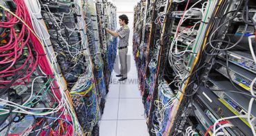 数据传输领域的应用