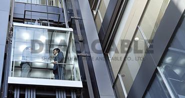 升降电梯领域的应用