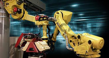 工业机器人领域的应用