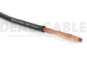 H07V-K 2.5单芯电缆