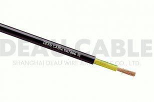 DKF800 1*6.0 高度柔性单芯拖链电缆