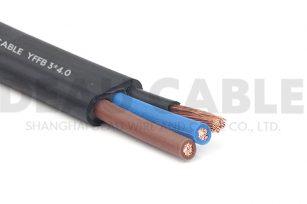 YFFB 3*4.0行车起重电缆