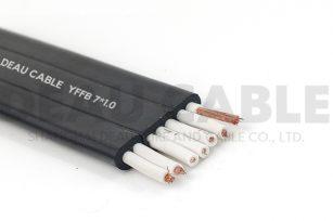 YFFB 7*1.0行车起重电缆