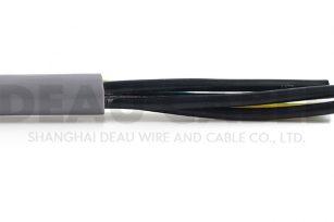 H05VV-F 4×2.5 CE认证软电缆