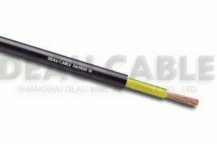 高度柔性单芯电缆 DKF800  1*10