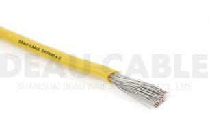 高度柔性单芯电缆 DKF800  1*4.0