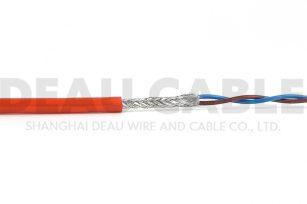 高柔性聚氨酯护套屏蔽多芯电缆 DKF810-PUR 2*0.5