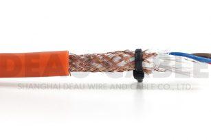 高柔性双绞屏蔽多芯电缆 DKF830   2*2*0.4