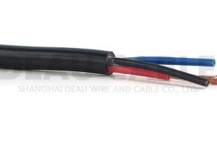 欧标多芯护套线 H05VV-F   3*1.5