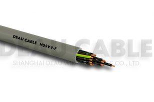 欧标耐油护套线 H05VV5-F   19*1.5