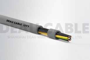 欧标柔性数据电缆 LIYY  5*0.75