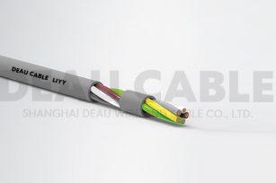 欧标柔性数据电缆 LIYY  5*1.5
