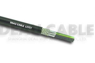 欧标柔性屏蔽数据电缆 LIYCY   4*0.75