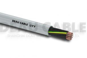 欧标柔性数据电缆 LIYY  19*0.5