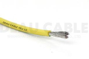 中度单芯柔性电缆 TRV  1*1.0