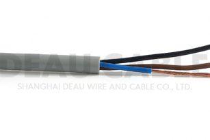 中度柔性电缆 TRVV 3*0.75