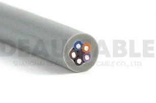中度柔性电缆 TRVV  5*0.5