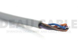 中度柔性电缆 TRVV  5*0.75