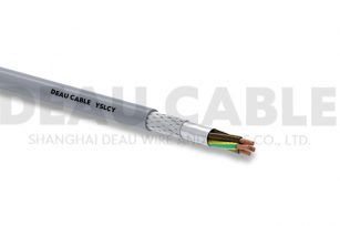 耐油屏蔽软电缆YSLCY   4*4.0