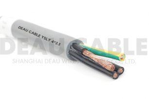 耐油欧标软电缆 YSLY   4*2.5