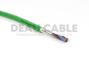 DKR910 6*0.3 屏蔽型机器人电缆