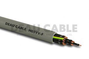 H05VV5-F 19*1.5 耐油电缆