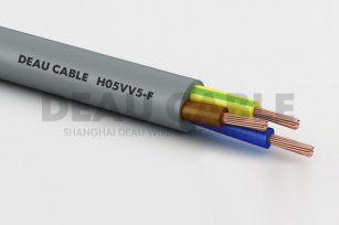 H05VV5-F 3*0.75 耐油电缆