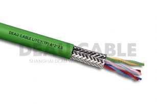 LiYCY(TP) 4*2*2.5 双绞屏蔽数据电缆