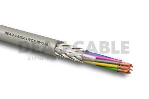LiYCY 10*0.75 数据传输电缆