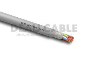 LiYCY 14*1.5 数据传输电缆