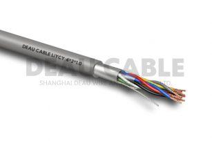 LiYCY(TP) 4*2*1.0 双绞屏蔽数据电缆