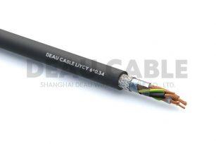 LiYCY 6*0.34 数据传输电缆