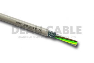 LiYCY 6*0.75 数据传输电缆