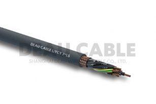 LiYCY 7*1.5 数据传输电缆