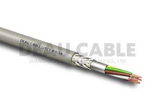LiYCY 8*0.34 数据传输电缆