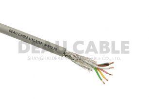 LiYCY(TP) 3*2*0.75 双绞屏蔽数据电缆