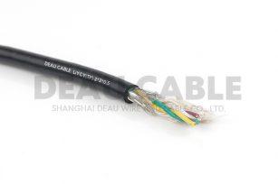 LiYCY(TP) 2*2*0.25 数据传输电缆