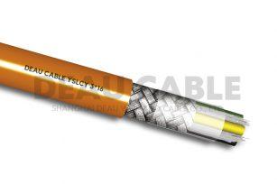 YSLCY 3*16 伺服耐油屏蔽电缆