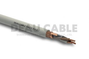 YSLCY 3*6.0 伺服耐油屏蔽电缆