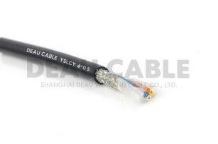 YSLCY 4*0.5 伺服耐油屏蔽电缆