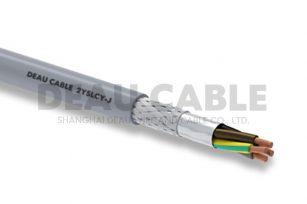 YSLCY 4*2.5 伺服耐油屏蔽电缆