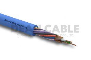YSLY 11*2.5 欧标耐油软电缆
