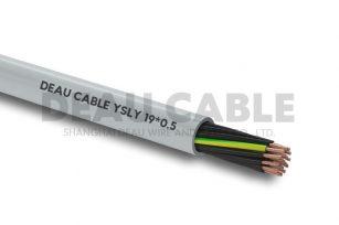 YSLY 19*0.5 欧标耐油软电缆