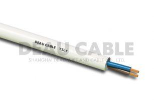 YSLY 2*0.75 欧标耐油软电缆