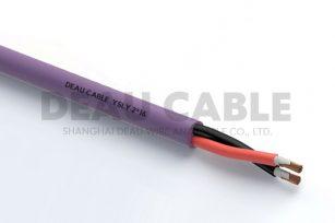 YSLY 2*16 欧标耐油软电缆