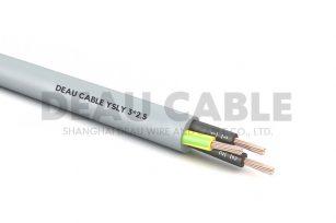 YSLY 3*2.5 欧标耐油软电缆