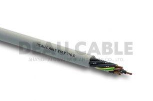 YSLY 7*0.5 欧标耐油软电缆